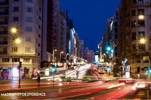 Curso Fotografía nocturna en Madrid