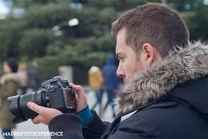 Curso de fotografía avanzado 2 días en Madrid