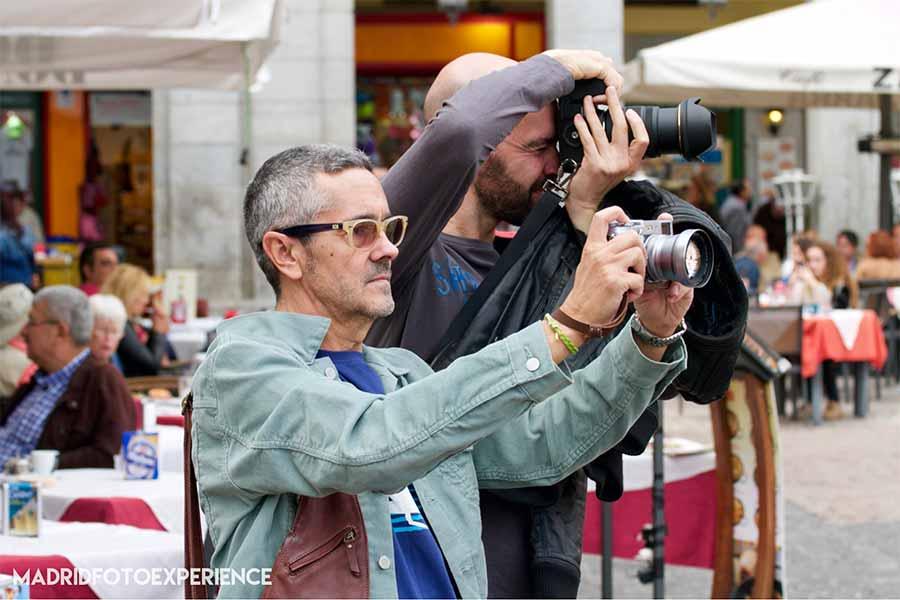 Curso de fotografía avanzado en Madrid 1