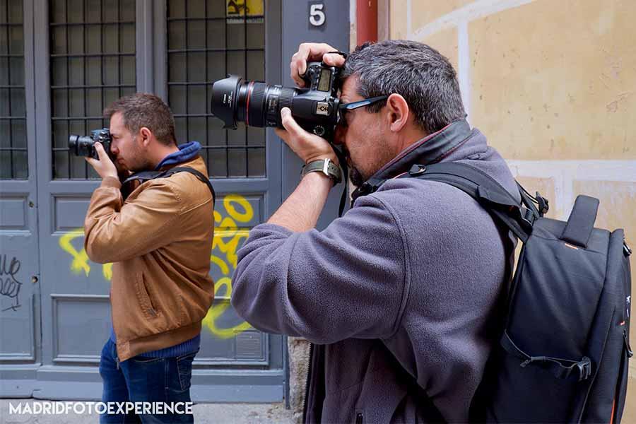 Curso de fotografía avanzado en Madrid 3