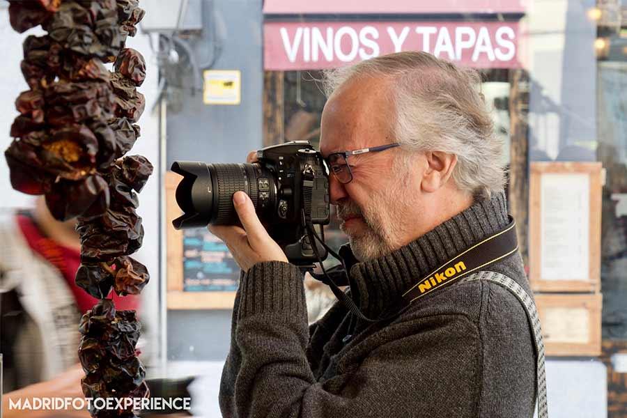 Curso de fotografía avanzado en Madrid 4